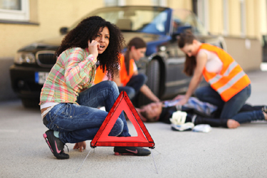 Erste Hilfe Kurse für den Führerschein